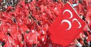 O ilde MHP'den 126 kişi istifa etti