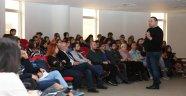 Öğrencilere 'etkili iletişim' semineri