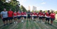 Okçuluk Açık Hava Avrupa Şampiyonası'nda hedef 4 altın madalya