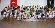 Ortaokul öğrencilerinin bilimle iç içe oldukları yaz tatili sona erdi