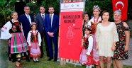 Polonya'nın bağımsızlığı Antalya'da kutlandı