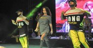 R&B kraliçesi Bianka Antalya'da