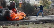 Ramallah'ta protestolar durmuyor