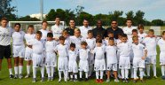 Real Madrid Foundation Clinic açıldı