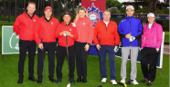 Rus golfçüler Serik'te yarışıyor