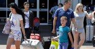 Ruslar bitti, turizm kasımda 2016'ya döndü