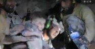RUSLAR İDLİP'TE HASTANE BOMBALADI, 10'U ÇOCUK 60 ÖLÜ 200 YARALI