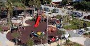 Şairler Parkı hizmete açılıyor