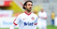 Sakıb Aytaç, Antalyaspor'a veda etti