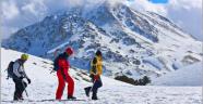 Saklıkent'te kayak sezonu için geri sayım
