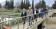 Sanayi Bölgeleri Genel Müdürü, Antalya OSB'yi ziyaret etti