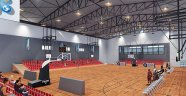 Sedir Mahallesi Spor Kompleksi temeli atılıyor