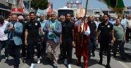 Serik Belediyespor'a mehterli uğurlama