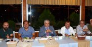Serik Belediyespor'a moral yemeği