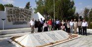 Serikli gazilerden Kıbrıs gezisi