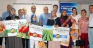 Serik'te kadın çiftçiler yarıştı