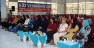 Serik'te kadınlara hakları anlatıldı