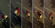 Sokakta yürüyen kadını taciz eden adam yakalandı