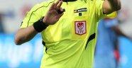 Süper Lig'de 15'inci haftanın hakemleri açıklandı