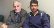 Suriyeli babadan oğluna ikinci hayat