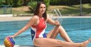 Sutopu sporcusu Nazlıcan: Dünyaca tanınmak istiyorum