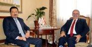 Suudi Arabistan Büyükelçisi'nden Antalya'ya tarım ve turizmde destek sözü