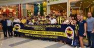 Taraftardan Fenerbahçe'ye destek
