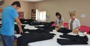 Tekstil atölyesiyle istihdama katkı