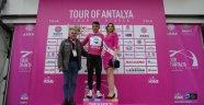 Tour Of Antalya Korkuteli etabının galibi Moschetti: Yarışı takım halinde kazanabilecek gücümüz var