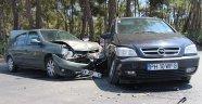 Trafik kazasında dil krizi