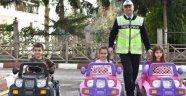 Trafik Park'ta 30 bin çocuk eğitim aldı