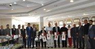 TSK'ya destek verenler onurlandırıldı