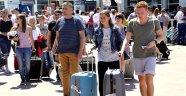 Turist sayısı 10 milyonu aştı
