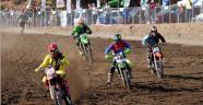 Türkiye Motokros Şampiyonası 4'üncü ayak yarışları yapıldı