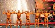 Türkiye Vücut Geliştirme Şampiyonası Antalya'da başladı