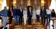 VALİ KARALOĞLU: 7 MİLYON RUS TURİST AĞIRLAMAYA HAZIRIZ