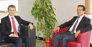 Vergi Dairesi Başkanı'ndan Borsa'ya ziyaret