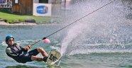 Wake board tutkunları Antalya'da buluşuyor