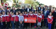 Yüzbaşı Mustafa Ertuğrul Aker anıtı açıldı