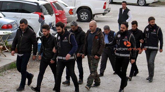 Tefeci operasyonunda 2 tutuklama