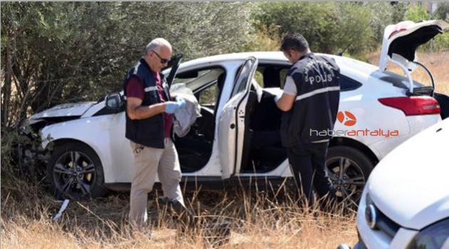 Tehdit alan iş adamı aracında yaralı bulundu, hastanede öldü