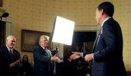 Trump: Eski FBI başkanı Comey ile görüşmeyi kaydetmedim