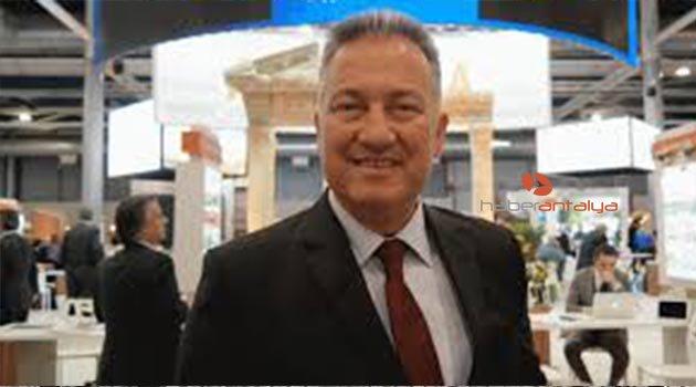 """Turizmci Volkan Şimşek: """"Kriz sonrası duyulan özlem, Türkiye'ye altın çağını yaşatacak"""""""