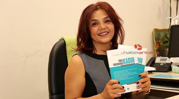'Türk Hukukunda Kadın' kitabı çıktı