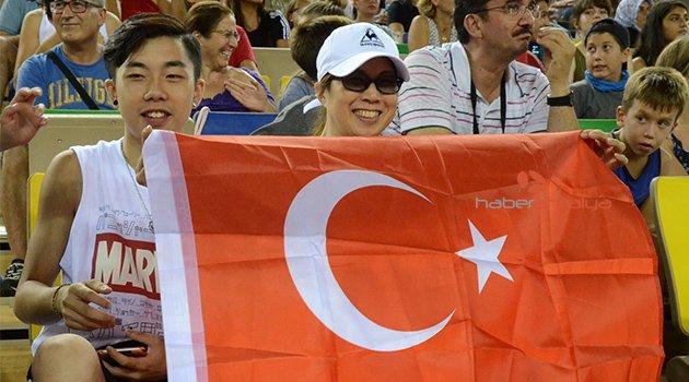 Türkiye - Rusya: 3 - 1