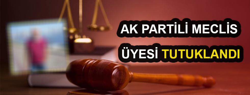 Ak Partili meclis üyesi tutuklandı