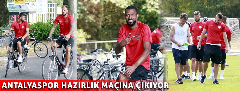 Antalyaspor hazırlık maçına çıkıyor