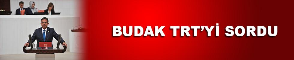 BUDAK TRT'YE AÇILAN DAVALARI SORDU