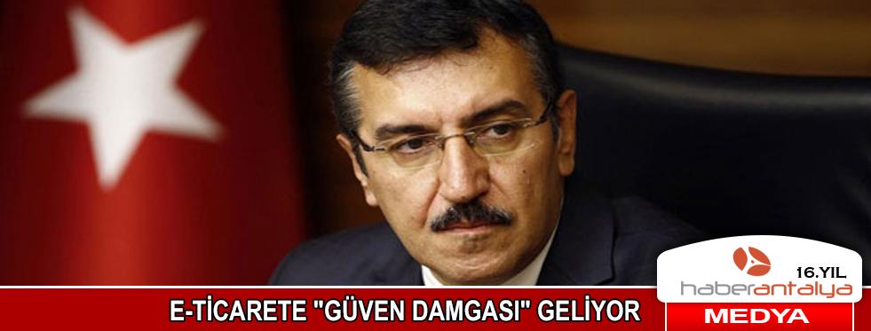 """E-TİCARETE """"GÜVEN DAMGASI"""" GELİYOR"""