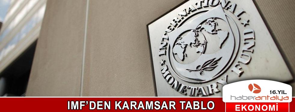 IMF'DEN KARAMSAR TABLO